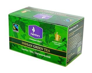 FairMary 25x2g Indian Green Tea