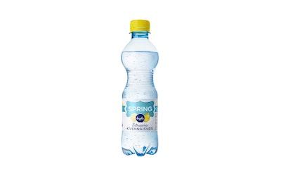 Spring kivennäisvesi sitruuna 0,33l