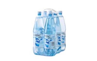 Spring Aqua lähdevesi 6x1,5l
