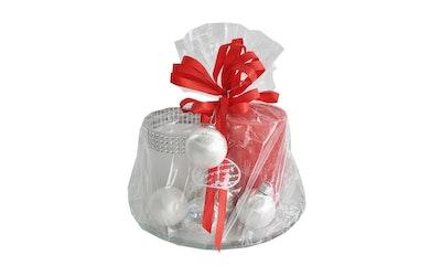 Finnmari lahjapaketti joululautanen