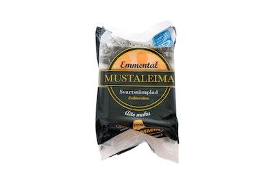 Porlammin Mustaleima emmental 450 g