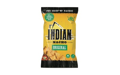 Indian nacho maissilastut 450g original