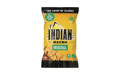 Indian nacho maissilastut original 450 g