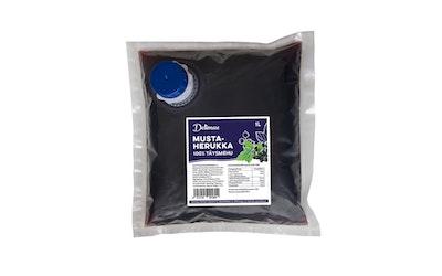 DeliMax mustaherukkatäysmehu 100% 1L
