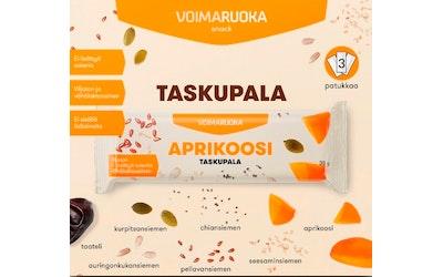 Voimaruoka Taskupala 3x35g Aprikoos