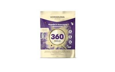 Voimaruoka 360 Wholefood 50g vanilja