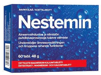 Nestemin 60 tablettia