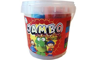 Jambo muovailuvahasanko 7 x 100g - kuva