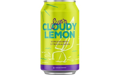 Sunn Cloudy Lemon 0,33l