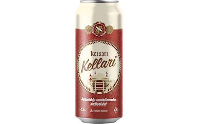 Keisari Kellari olut 4,5% 0,5l