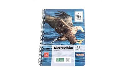 WWF Kierrevihko A5