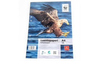 WWF Luentopaperi A4