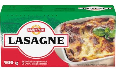Myllyn Paras Lasagne 500g lasagnelevyjä