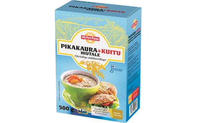 Myllyn Paras Pikakaura+Kuitu Hiutale 500 g