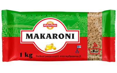 Myllyn Paras Makaroni 1 kg