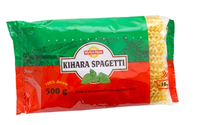 Myllyn Paras Kihara Spagetti 500 g spagetti
