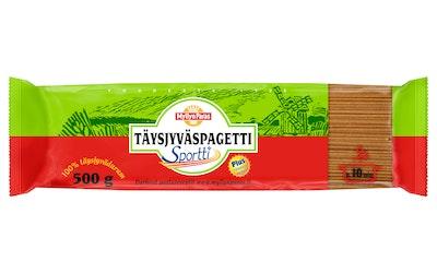 Myllyn Paras Sportti Täysjyväspagetti 500 g