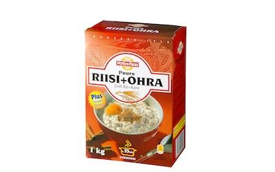Myllyn Paras Puuro Riisi + Ohra 1 kg