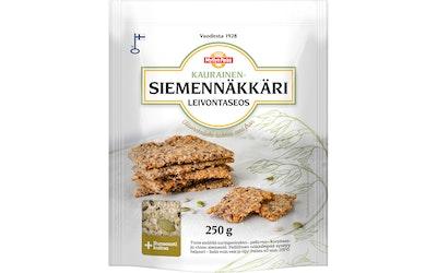Myllyn Paras kaurainen siemennäkkileipäseos 250g