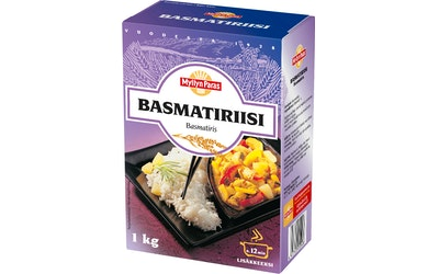 Myllyn Paras Basmati Riisi 1 kg