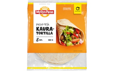 MP OATGOODS Kauratortilla 320g