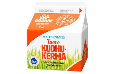 Maitokolmio kuohukerma 2dl vähälaktoosinen