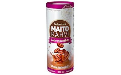 Maitokolmio maitokahahvi 230ml latte macchiato laktoositon