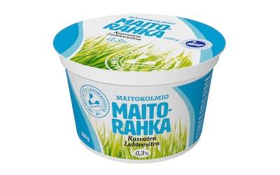 Maitokolmio maitorahka 200g laktoositon