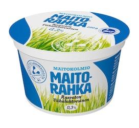 Maitokolmio maitorahka 250g vähälakts