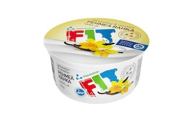 FIT rahka 150g vanilja laktoositon