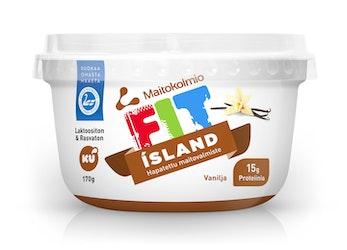 FIT ISLAND 170g vanilja
