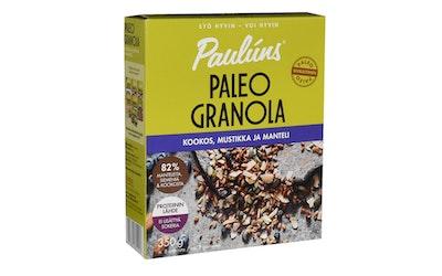 Paulúns Paleo granola 350g kookos, mustikka ja manteli