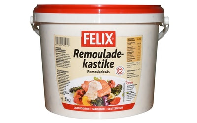 Felix Remoulade 3kg laktoositon