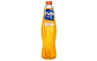 FUN Light juomatiiviste 0,5l appelsiini