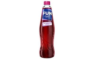 FUN Light juomatiiviste 0,5l metsämarja