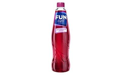 FUN Light juomatiiviste 1l metsämarja sokeriton