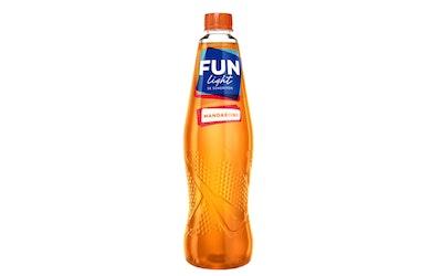 FUN Light juomatiiviste 0,5l mandariini