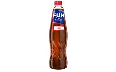 FUN Light juomatiiviste 0,5l kola