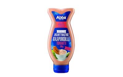 Abba tomaatti-jogurttikastike kalapuikoille 280g