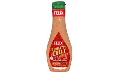 Felix tomaatti-chili salaattikastike 375g