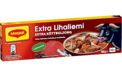 Maggi 168g Extra Lihaliemi 16 palaa