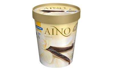 Aino 264g/480ml Vanilja laktoositon kermajäätelö