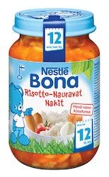 Nestlé Bona Risotto Nauravat nakit 200g