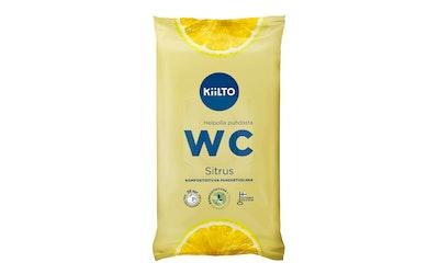 Kiilto WC Sitrus wc-puhdistusliina 36kpl