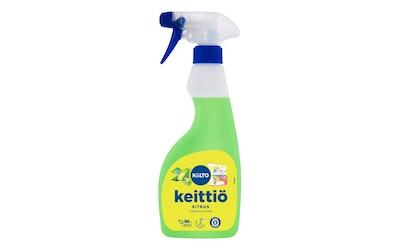 Kiilto keittiö puhdistusspray 0,5 l sitrus