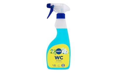 Kiilto WC-puhdistaja-spray 0,5 l sitrus