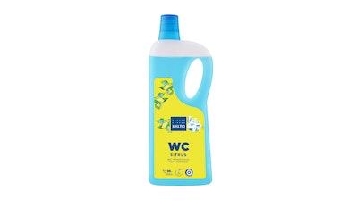Kiilto WC-puhdistaja täyttöpullo Sitrus 1 L