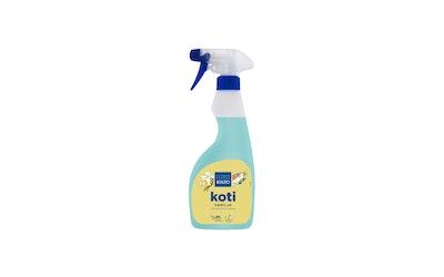 Kiilto Kodinpuhdistaja -spray Vanilja 0,5 L
