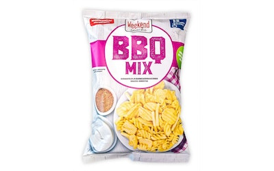 Weekend Snacks BBQ mix 180g