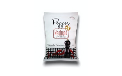 Weekend Snacks Pepper Snacks 200g